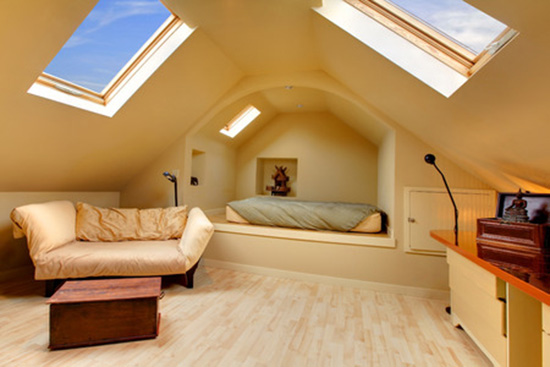 velux window loft conversion company brighton